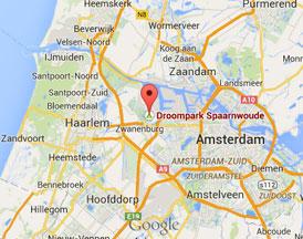 zandvoort in holland